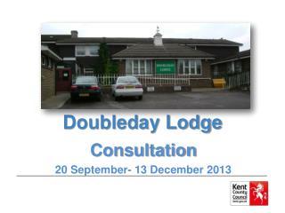 Doubleday Lodge