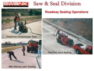 Saw & Seal Division