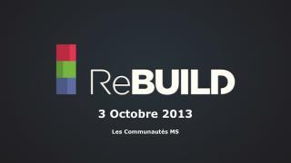 3 Octobre 2013