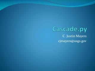 Cascade.py