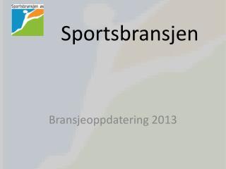 Sportsbransjen