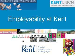 Employability at Kent