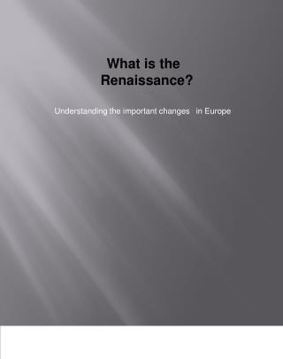 What is the 