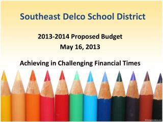 Southeast  Delco  School  District