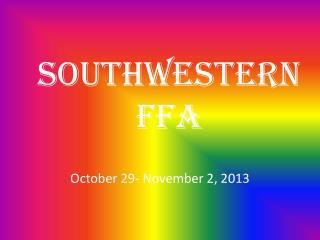 Southwestern FFA