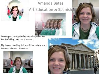 Amanda Bates Art Education & Spanish