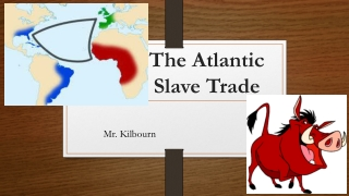 The Effects of the Transatlantic Slave Trade