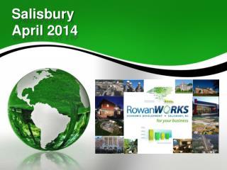 Salisbury April 2014
