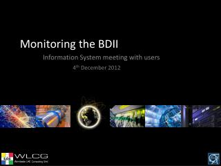 Monitoring the BDII