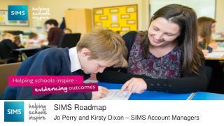 SIMS Roadmap