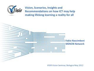 Fabio Nascimbeni MENON Network