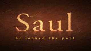 Saul Looked the Part