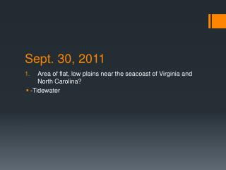 Sept. 30, 2011