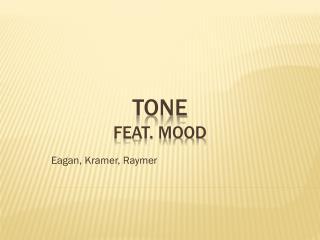 TONE feat. mood
