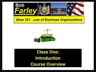 Class One: Introduction Course Overview