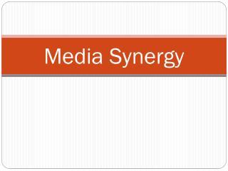 Media Synergy
