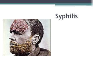 S yphilis