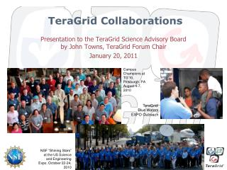 TeraGrid Collaborations