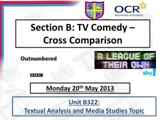 Monday 20 th May 2013