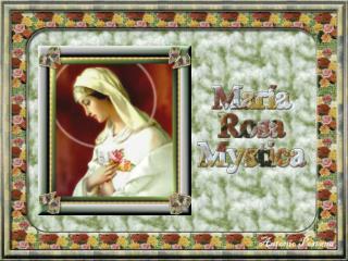 Madre: Sea este un Homenaje a tu infinita bondad y amor. Bendita, amada y venerada sea por siempre amen.