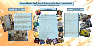 Banned Books Week Rocks!: Programming Using Popular Music