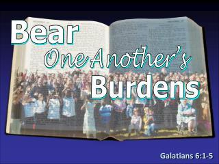 Galatians 6:1-5
