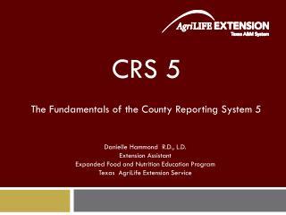 CRS 5