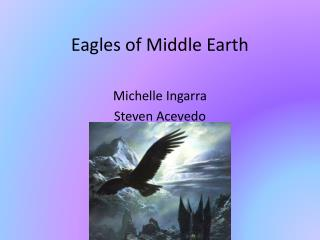 Eagles of Middle Earth