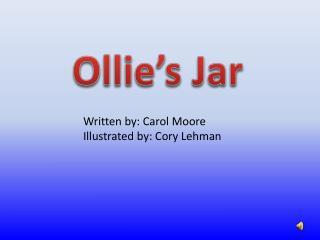 Ollie's Jar