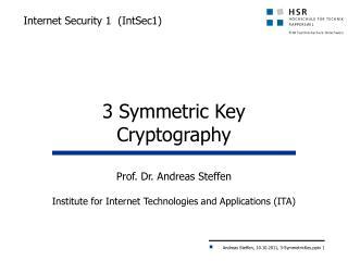 Internet Security 1  (IntSec1)