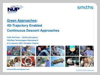 Green Approaches: 4D-Trajectory Enabled  Continuous Descent Approaches