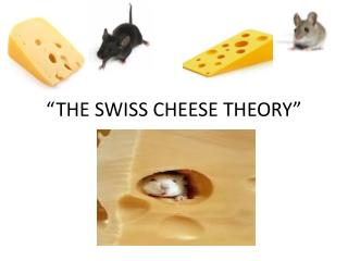 """THE SWISS CHEESE THEORY"""