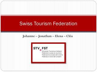 Swiss Tourism Federation