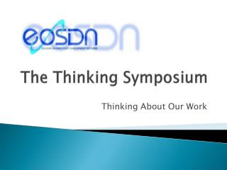 The Thinking Symposium