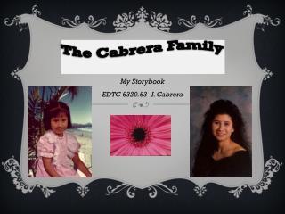 The Cabrera Family