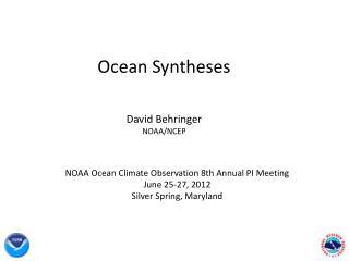Ocean Syntheses
