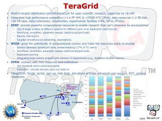 TeraGrid