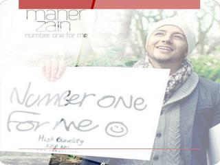 Biography of Maher  Zain