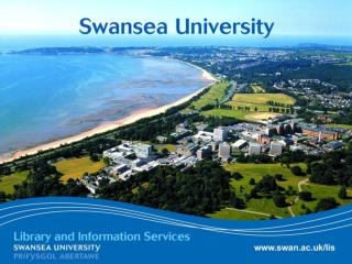 Deploying  Eduroam  at Swansea University