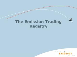 The Emission  Trading  Registry