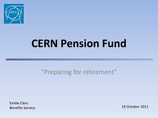 CERN Pension Fund