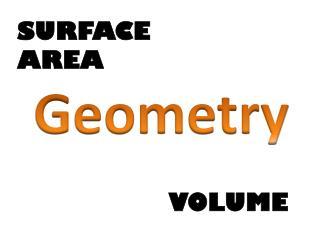 Surface  Area