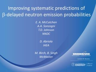 Improving systematic predictions of             -delayed neutron emission probabilities