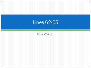 Lines 62-65