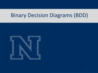 Binary Decision Diagrams (BDD)