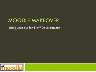Moodle Makeover
