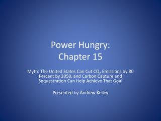 Power Hungry: Chapter 15