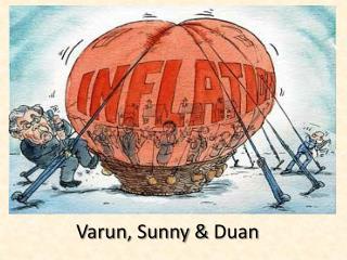 Varun , Sunny &  Duan