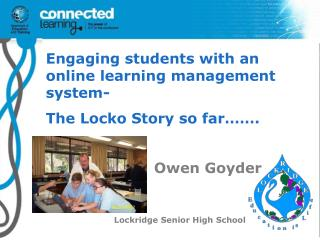 Engaging students with an online learning management system-