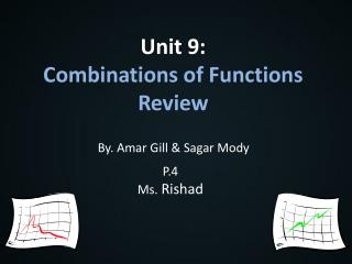 Unit 9: Combinations of Functions Review